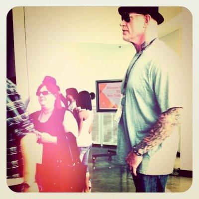 Nouveau look de l'Undertaker