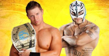 The Miz(c) vs Rey Mysterio à Summerslam pour le titre Intercontinental