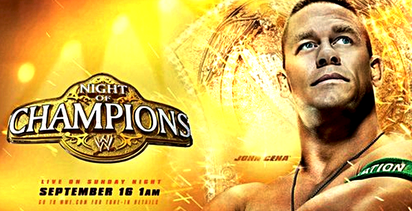 WWE Night of Champion 2012