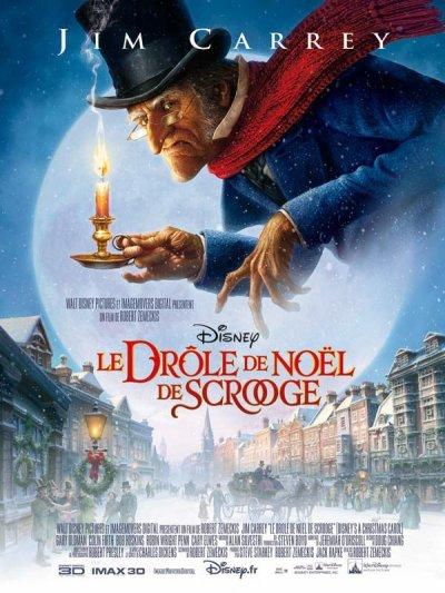 LE DROLE DE NOEL DE SCROOGE DVD