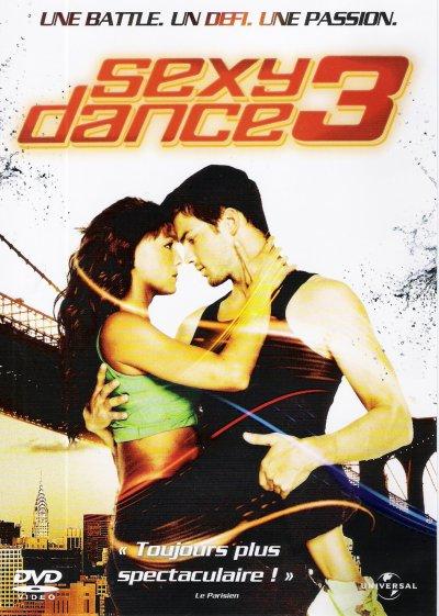 SEXY DANCE 3 DVD