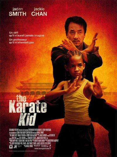 THE KARATE KID DVD et BLU-RAY