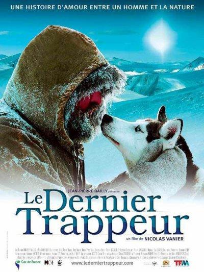 LE DERNIER TRAPPEUR DVD
