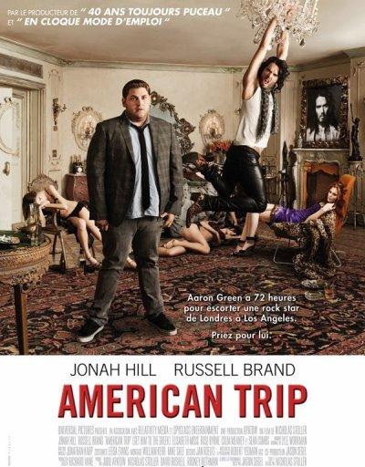 AMERICAN TRIP DVD