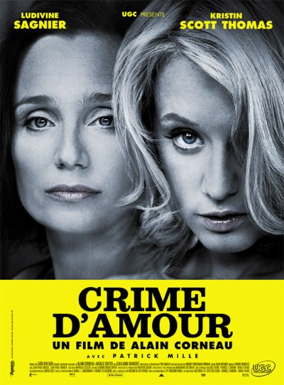 CRIME D'AMOUR DVD