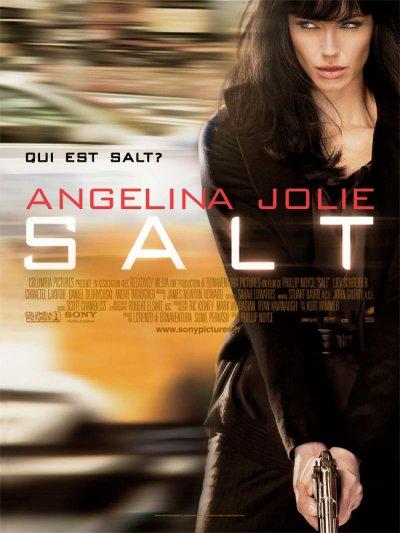 SALT DVD et BLU-RAY