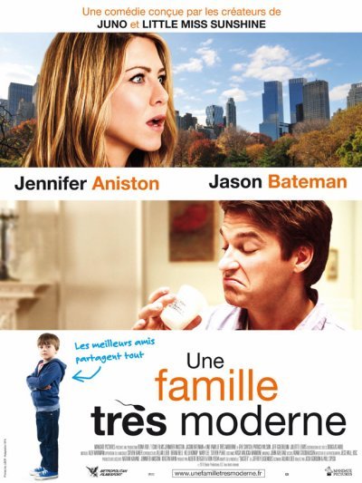 UNE FAMILLE TRES MODERNE DVD