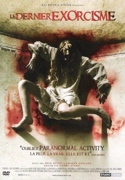 LE DERNIER EXORCISME DVD