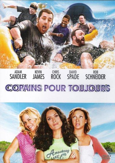 COPAINS POUR TOUJOURS DVD