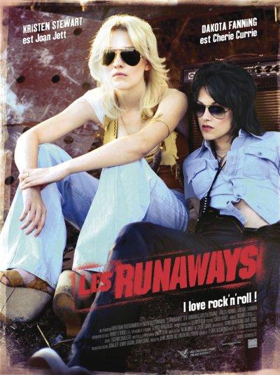 LES RUNAWAYS DVD