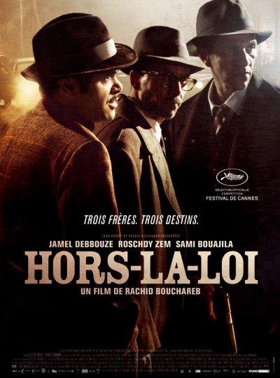 HORS-LA-LOI DVD