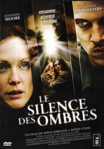 LE SILENCE DES OMBRES DVD