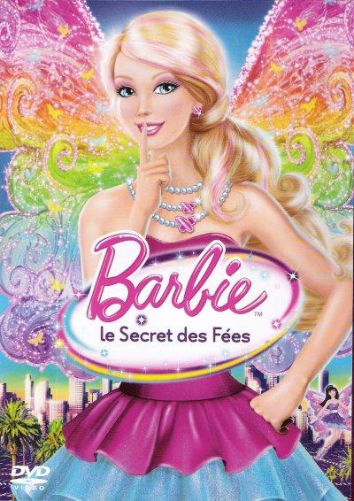 """BARBIE """"LE SECRET DES FEES"""" DVD"""