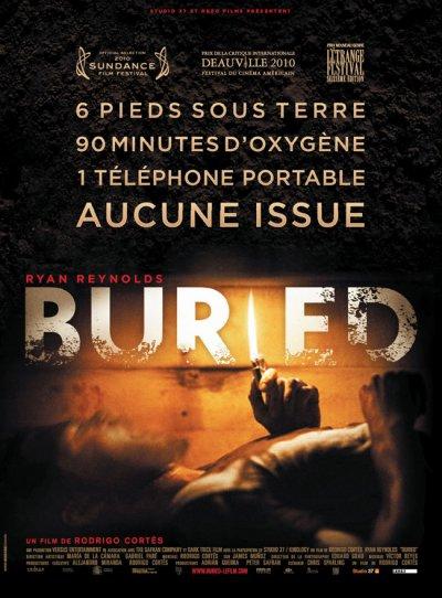 BURIED DVD