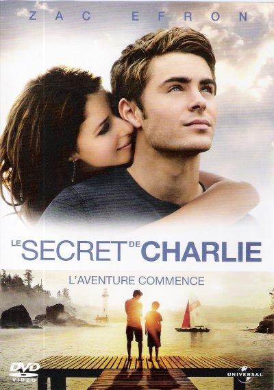 LE SECRET DE CHARLIE DVD