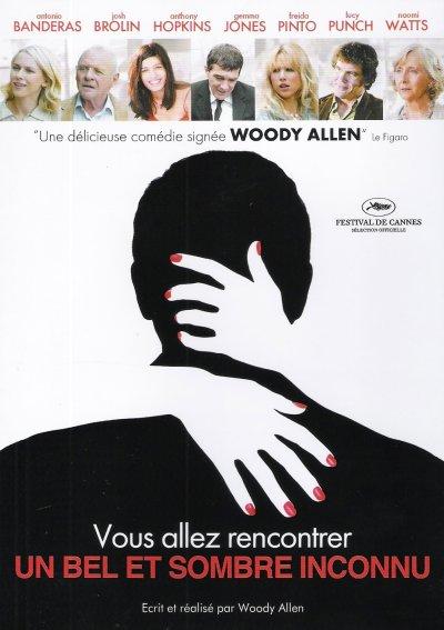 VOUS ALLEZ RENCONTRER UN BEL ET SOMBRE INCONNU DVD