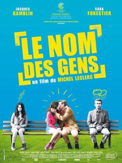 LE NOM DES GENS DVD