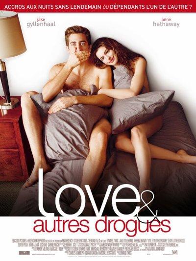 LOVE & AUTRES DROGUES DVD
