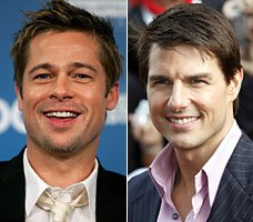 brad pitt vs tom cruise