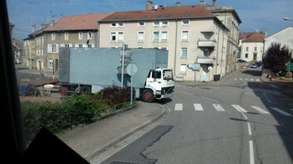 Volvo  f6  forain