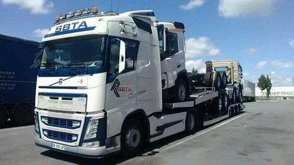 Volvo FH de chez SBTA groupe AUTAA
