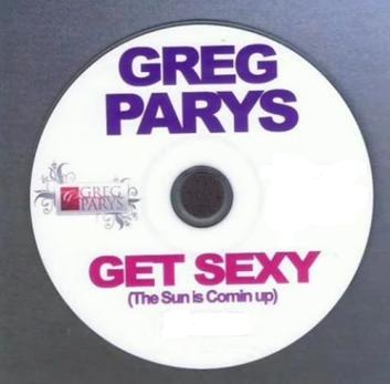 Greg Parys - Get Sexy (Version Française) (2011)