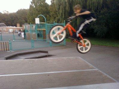 moi au skate park