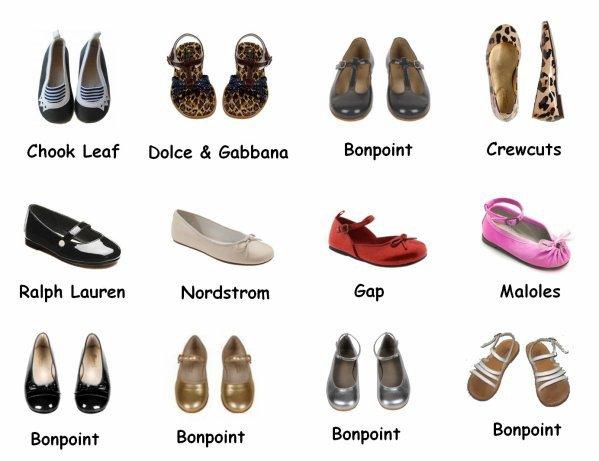 Chaussures de Suri Cruise