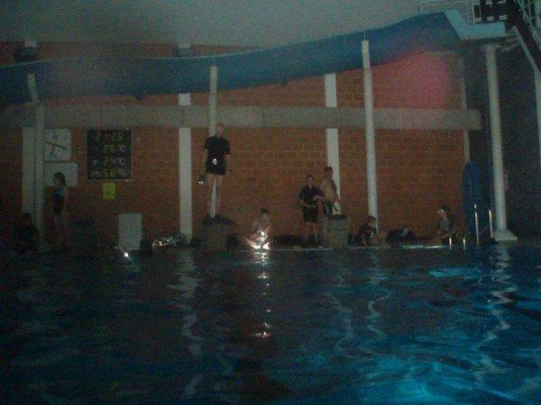 plongée nocturne décembre 2011