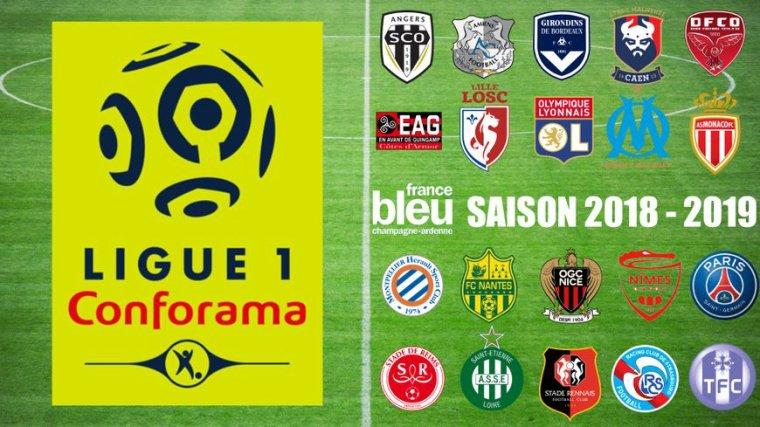 ligue 1 2018/2019