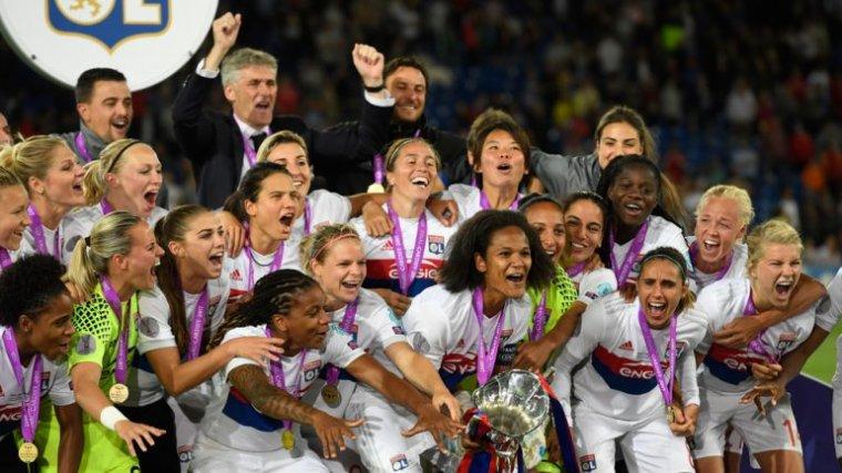 ligue des champions féminine de l'uefa 2018-2019