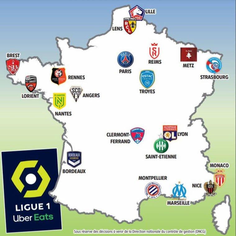 Ligue 1 Uber Eats 2021-2022