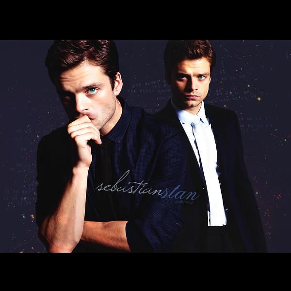 Sebastian Stan  , juste parce que je l'aime trop..