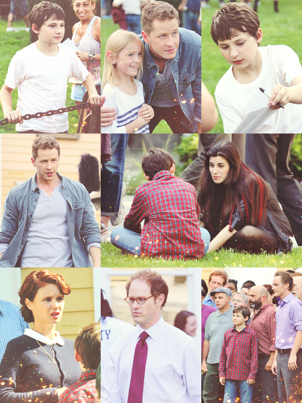 Découvrez de très jolies photos du tournage de la deuxième saison..