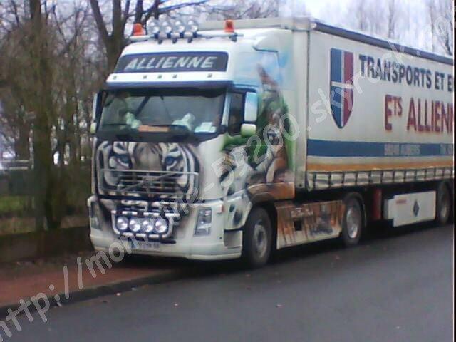 la passion du camion