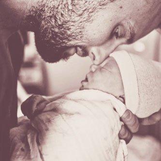 Je ne cherche pas l'homme parfait, je sais que c'est mon père.