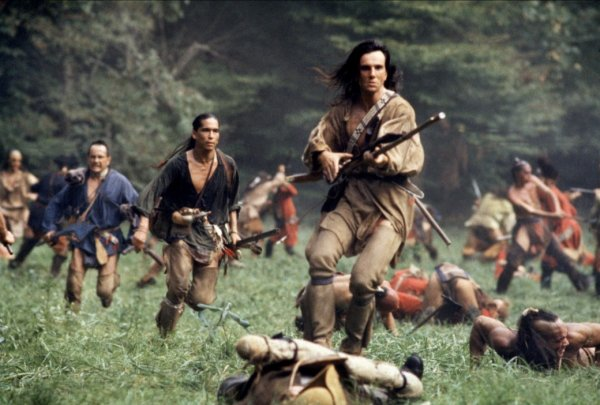 Le Dernier des Mohicans - Promentory (Jones Trevor et Randy Edelman) (1992)