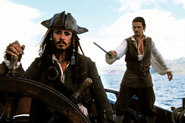 Pirates des Caraïbes - He's A Pirate (Hans Zimmer et Klaus Badelt) (2003)