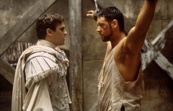 Gladiator - Now We Are Free (Hans Zimmer) (2000)