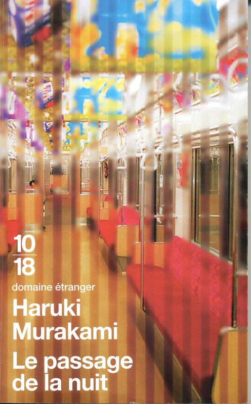 Le Passage de la nuit d'Haruki Murakami