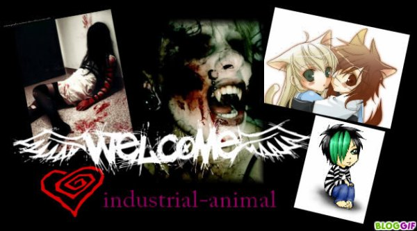 Welcome to industrial-animal blog's
