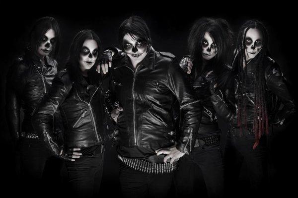 Deathstars - Metal (new vidéo 2011)
