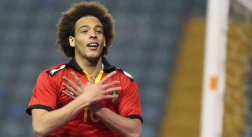 Witsel au Benfica !