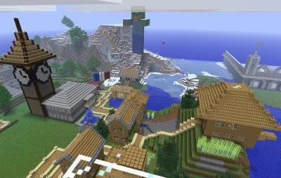 Minecraft Le serveur Archimonde