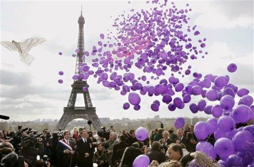 Les plus belles images de la Dame de Fer et de Paris
