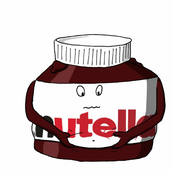 Hummmmmm le Nutella :p !