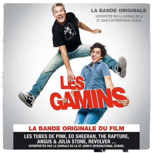 Les Gamins (film) le CD