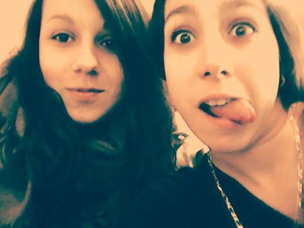 Moi et Hyvoline. :)