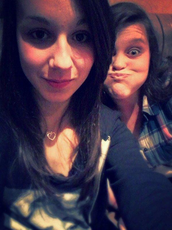 Avec Margot :)