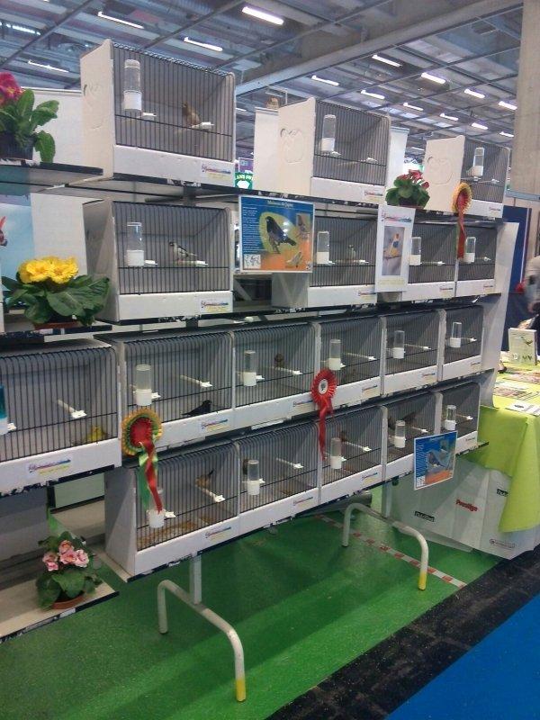 Le stand au salon de l agriculture